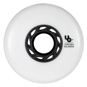 Колеса UNDERCOVER Team White 76mm/86A (4шт)