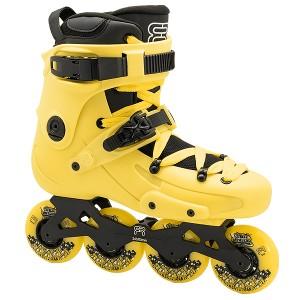 Ролики FR Skates FR1-80 Yellow