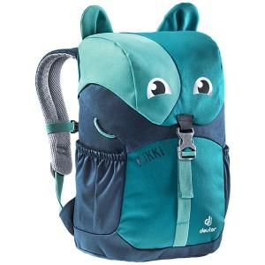 Детский рюкзак Deuter KIKKI Petrol-Midnight