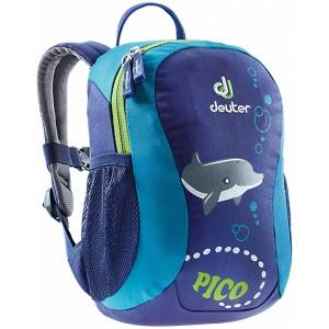 Дитячий рюкзак Deuter PICO Indigo-Turquoise