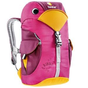 Детский рюкзак Deuter Kikki Pink