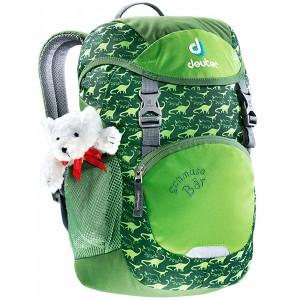Детский рюкзак Deuter SCHMUSE BÄR Emerald