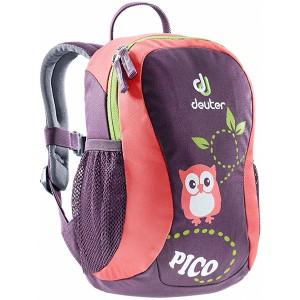 Детский рюкзак Deuter PICO Plum-Coral