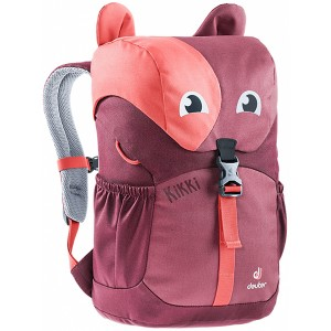Детский рюкзак Deuter KIKKI Cardinal-Maron