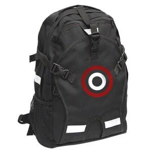 Рюкзак для роликов PRO-R Black Red Logo