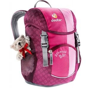 Детский рюкзак Deuter SCHMUSE BÄR Pink