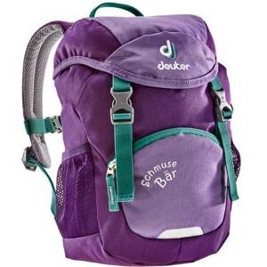 Детский рюкзак Deuter SCHMUSE BÄR Violet