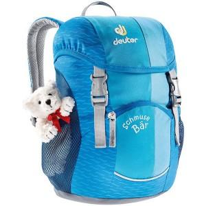 Детский рюкзак Deuter SCHMUSE BÄR Blue