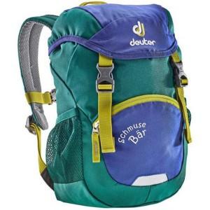 Детский рюкзак Deuter SCHMUSE BÄR Blue/Green