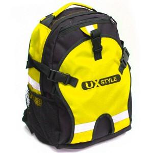 Детский рюкзак для роликов UX-Style JR yellow