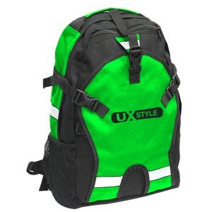 Рюкзак для роликов UX-Style Green