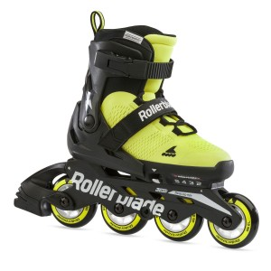 Rollerblade Microblade SE Black/Lime