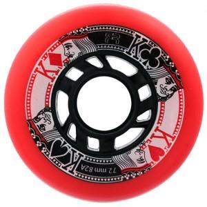 Колеса FRskates Street Kings Red 80/85А (4 шт.)