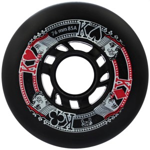 Колеса FRskates Street Kings Black 80/85А (4 шт.)