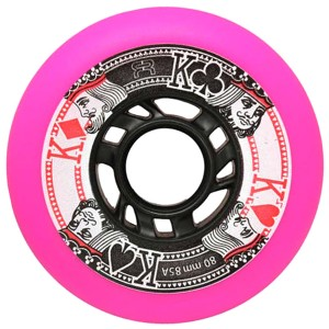 Колеса FRskates Street Kings Pink 80/85А (4 шт.)