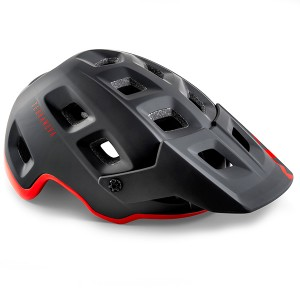 Шлем Met Terranova Black Red