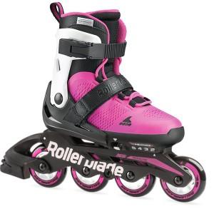 Ролики Rollerblade Microblade G Pink/White