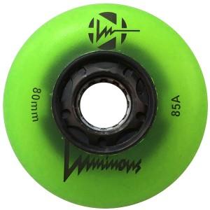 Колеса FR Skates Luminous Glow Green (2шт)