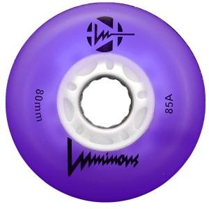 Колеса FR Skates Luminous Purple (4шт)