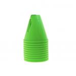 конусы для салам зелёные