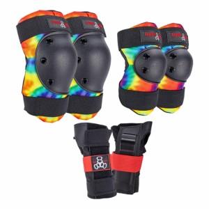 Защита Triple8 Saver Series 3-Pack Tie Dye