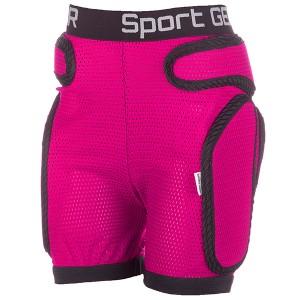 Дитячі захисні шорти Recruit Pro Jr Pink