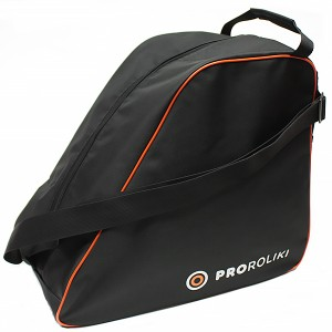 Сумка для роликов PRO-R Basic Black orange Logo