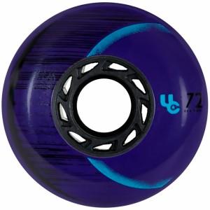 Колеса UNDERCOVER Cosmic 72mm/86a (4шт)