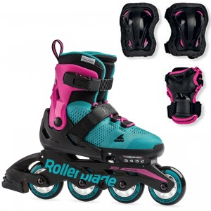 Rollerblade Microblade Combo Emerald