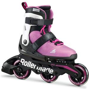 Детские ролики Rollerblade Microblade 3WD G ROSE