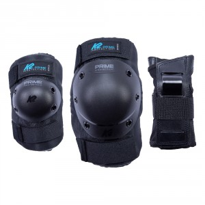 Захист K2 NEW Prime Black/Blue