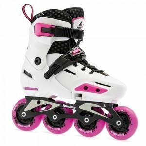 Ролики Rollerblade Apex G White/Pink