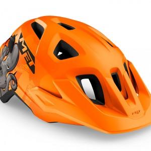Шолом MET Eldar Orange Octopus