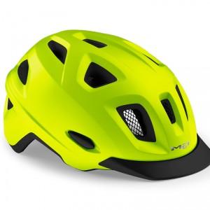 Шолом Met Mobilite Yellow