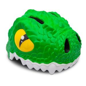 Шолом Crazy Safety Green Crocodile