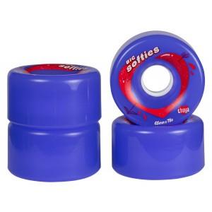 Колеса для квадів CHAYA BIG SOFTIE`S CLEAR PURPLE