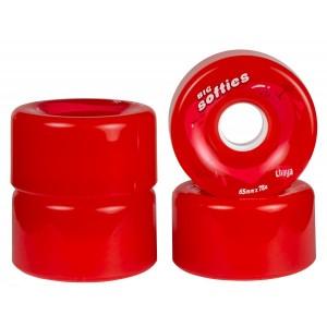 Колеса для квадів CHAYA BIG SOFTIE`S CLEAR RED
