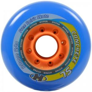Колеса HYPER CONCRETE SL TRANS BLUE (4шт)